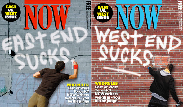 NOW magazine March 11th, 2010