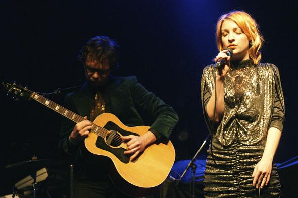 Kate Miller-Heidke at The Mod Club during Canadian Music Week