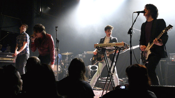 The Mission District at The Mod Club during Canadian Music Week
