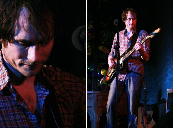 Brian Borcherdt Live Music Gallery Toronto