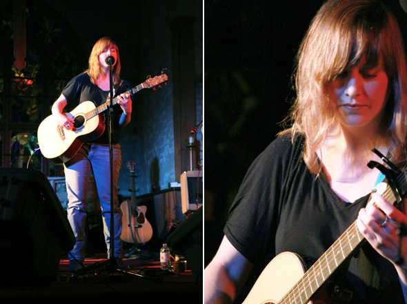 Julie Fader Live Music Gallery Toronto