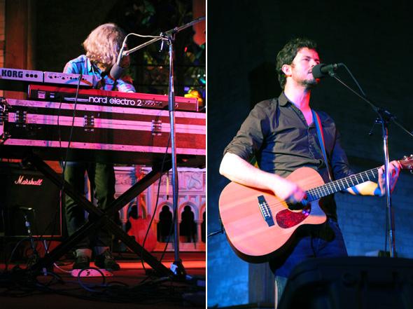 Postdata Live The Music Gallery Toronto CMW