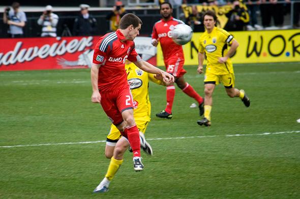 TFC soccer Toronto