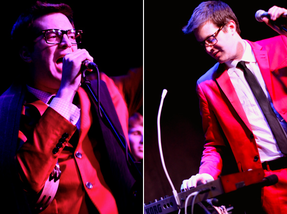 Mayer Hawthorne Live Concert at Wrongbar in Toronto