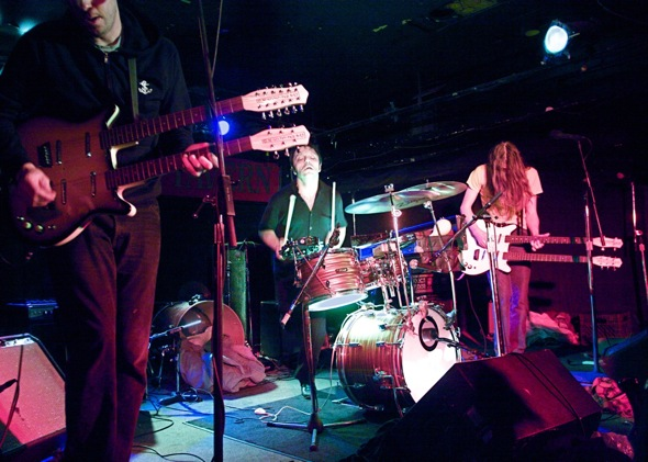 Box Elders band