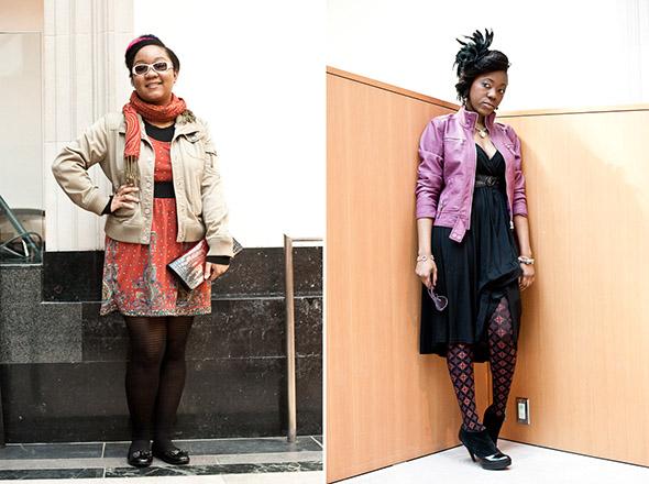 Street Style Fashion Week Toronto