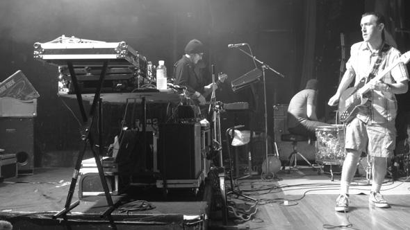 RJD2 live concert Canadian Music Fest CMW