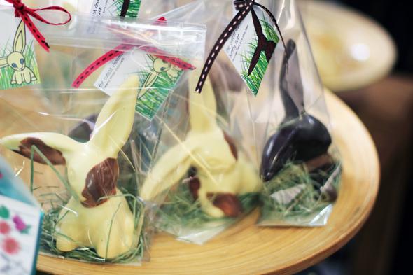 Easter bunny toronto