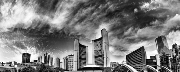 infrared Toronto