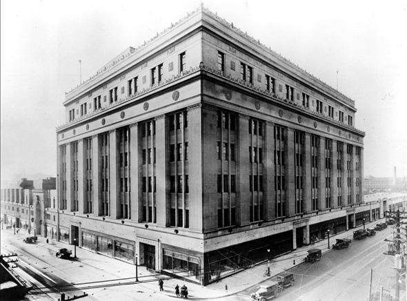 Nostalgia tripping toronto 39 s art deco heritage for Architecture 1930