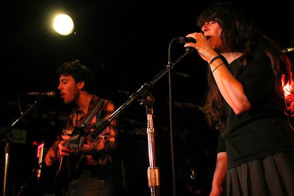 Daniel, Fred & Julie Toronto Concert