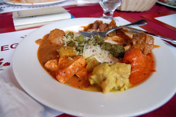 curry toronto