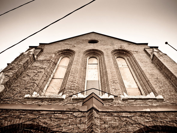 St. Clement's church toronto