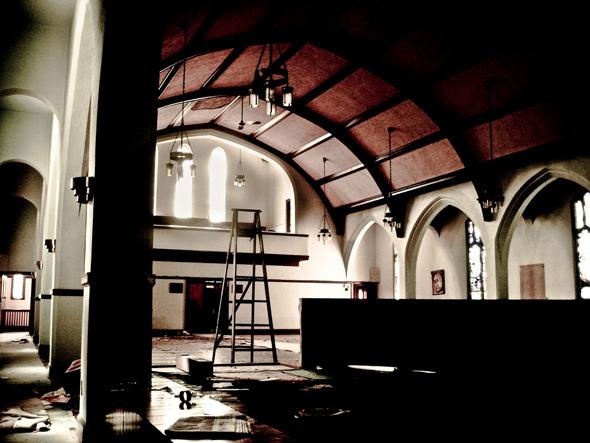 clement toronto church