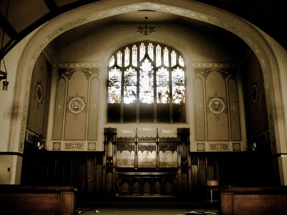 Clement church