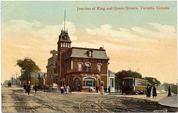 Toronto, history, heritage, Ocean House Hotel