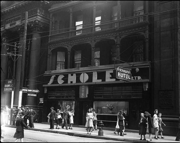 Scholes Hotel Toronto