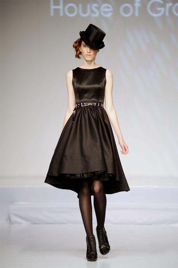 Anastasia Lomonova Dress