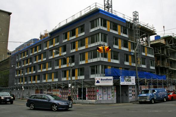 YWCA Elm Centre Toronto