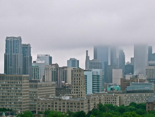 surreal Toronto