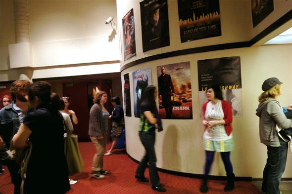 Toronto Underground Theatre opening