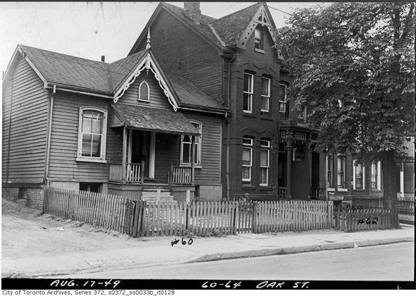 oak street toronto