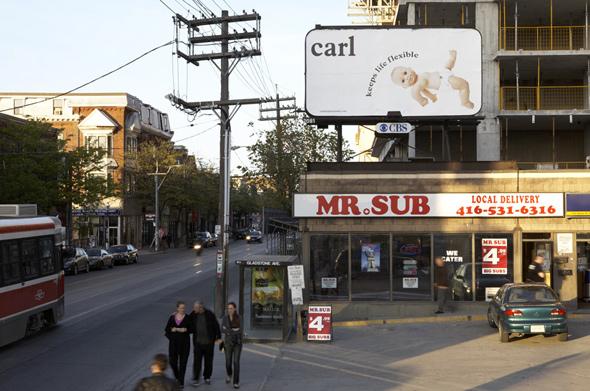 dan bergeron billboards
