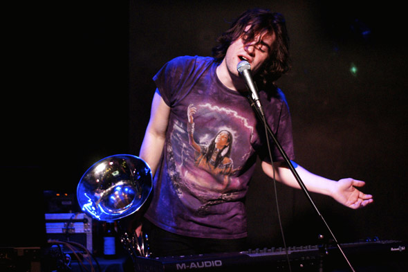 French Horn Rebellion at Wrongbar
