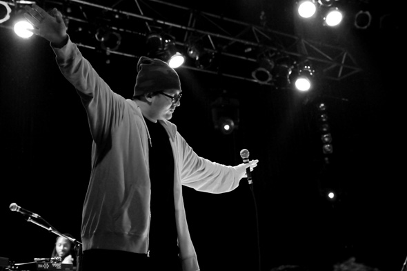 D-Sisive Live at the Opera House