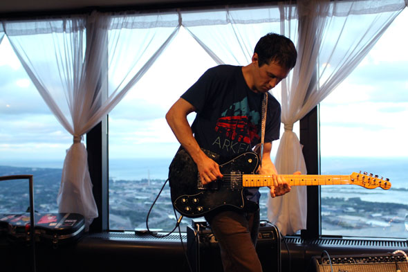 NXNE Hollerado CN Tower