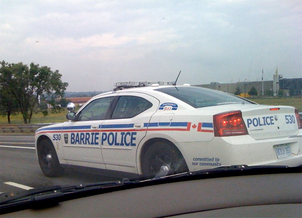barrie police g20 toronto