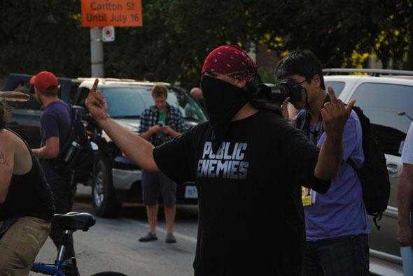 G20 Protest Toronto