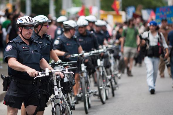 G20 Toronto security