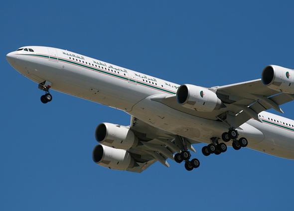 Algerian National Plane