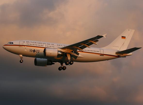 German National Plane