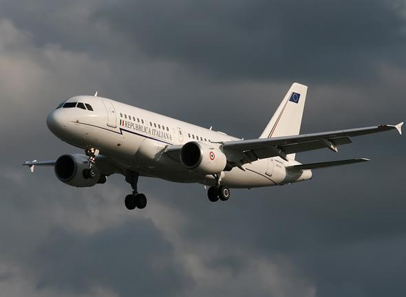 Italian National Plane