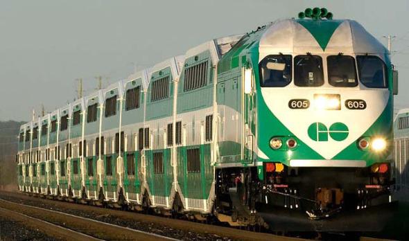 Go Train Image