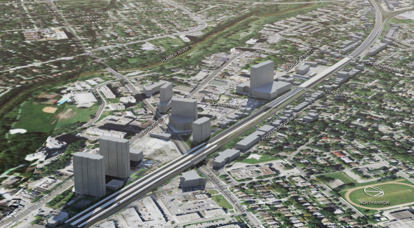 Georgetown South Project Update Weston Corridor