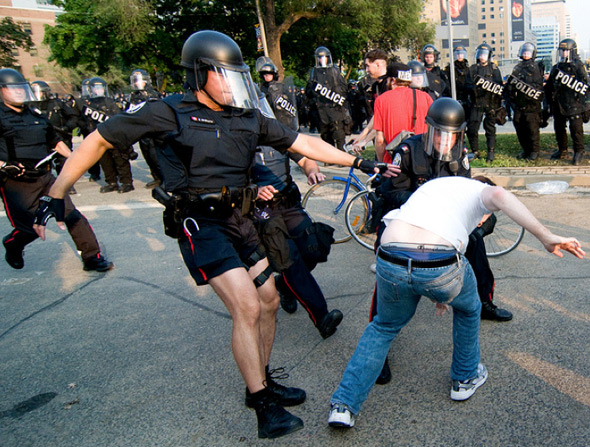 g20 riots toronto