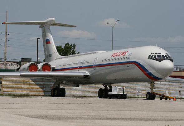 Russia IL-62M