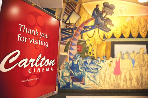 Carlton cinemas Toronto