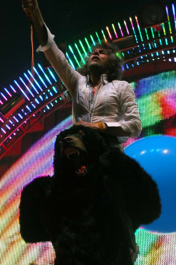 The Flaming Lips Molson Amphitheatre