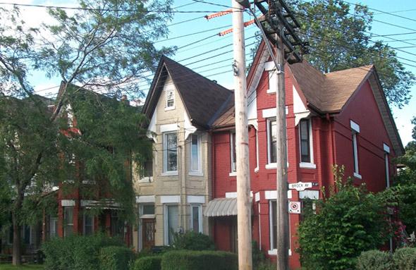 Victorian architecture Toronto