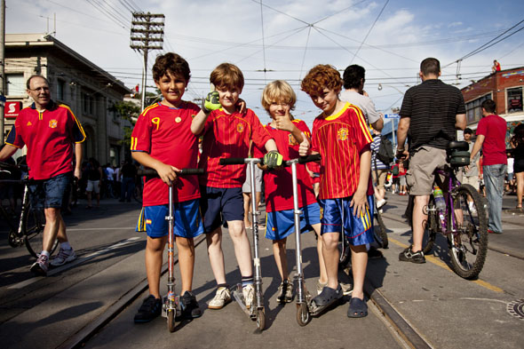 World Cup Spain