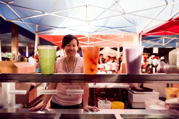 TT Night Market Food