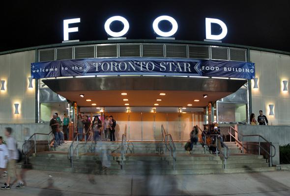 CNE Toronto Food