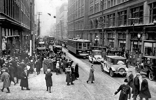 This Is What Toronto Was Like In The 1920s