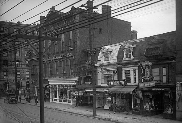 Toronto 1920