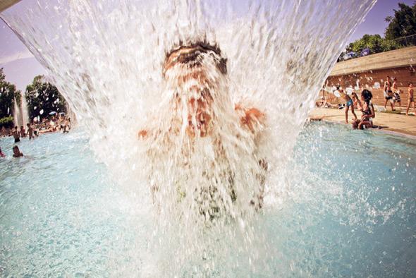 swimming toronto