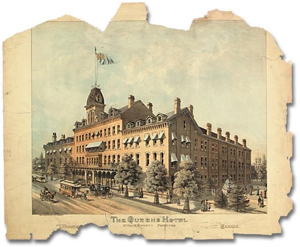 Queen's Hotel Toronto